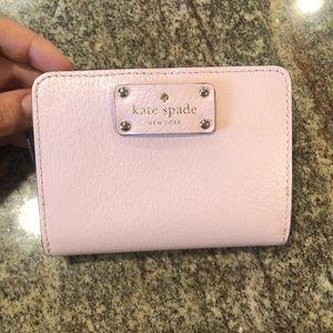 Kate Spade Blush Pink Wallet